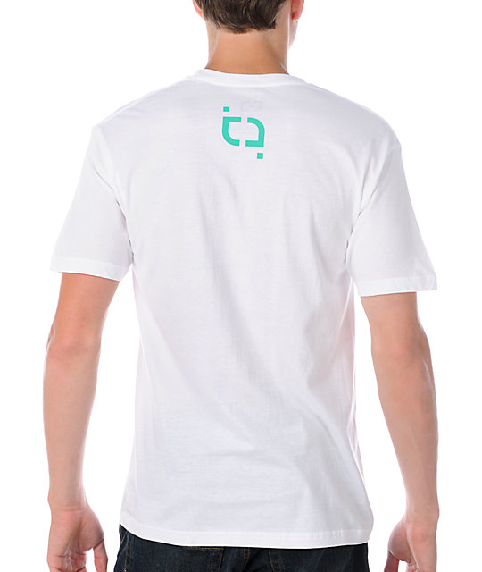TMLS Stay Fly White T-Shirt