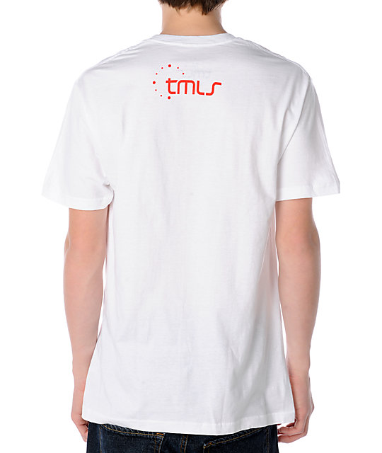 TMLS Wifey Material White T-Shirt