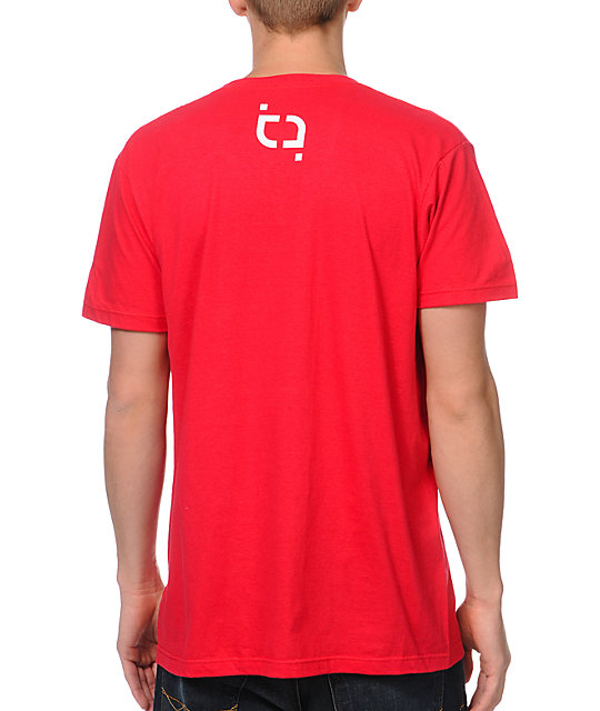 TMLS Wild Bunch Red T-Shirt