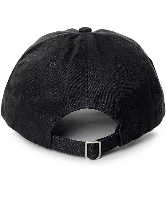 ... TMT Respek Black Dad Hat 45ceac4103e