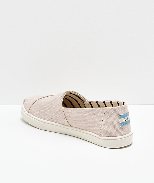 TOMS Alpargata zapatos de color natural