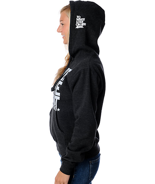 TWLOHA Movement Black Pullover Hoodie
