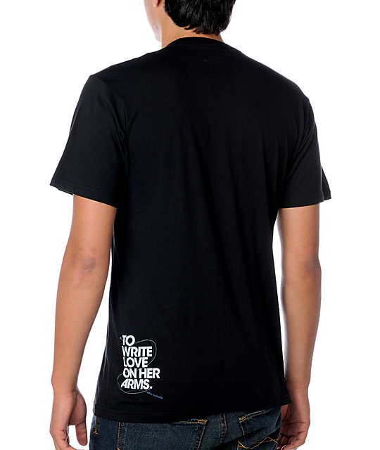 TWLOHA New Movement Black T-Shirt