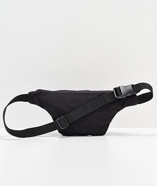 Take Out Food Black Fanny Pack