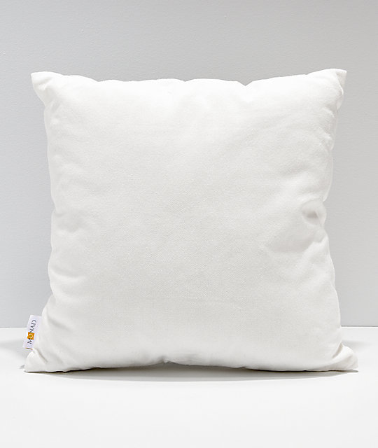 Tattoo Flash White Pillow