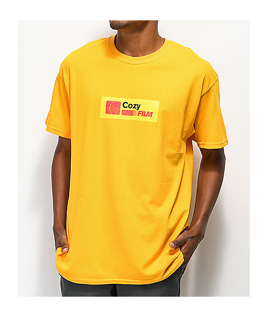 Team Cozy Mustard Develop T-Shirt