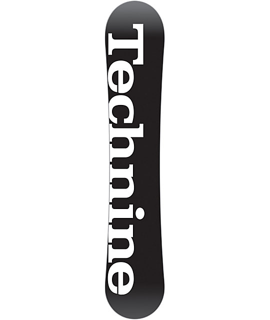 Technine Mass Appeal 157cm Mens Snowboard