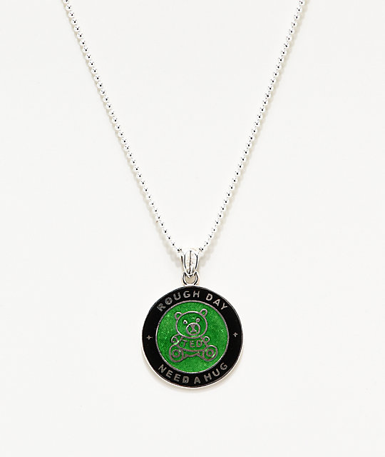 Teddy Fresh Need A Hug Necklace