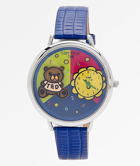 Teddy Fresh Time Analog Watch