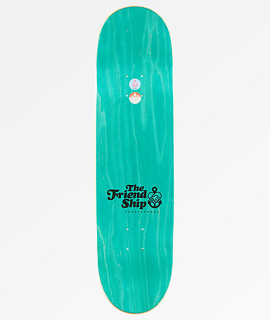 The Friend Ship You Got This 8.5 tabla de skate