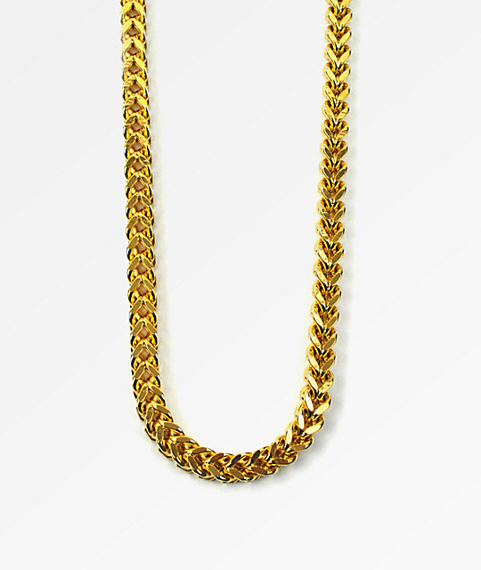 glod cuban chains and chain gold mm products necklaces cubain