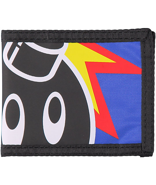 The Hundreds Adam Bifold Wallet