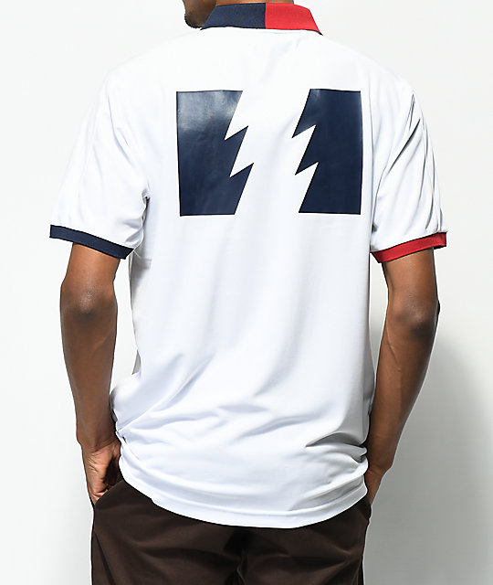 The Hundreds Coby jersey blanco