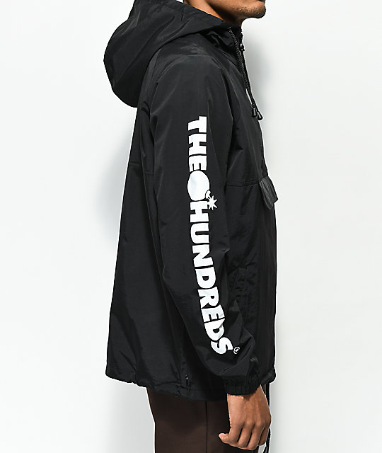 The Hundreds Dell 2 Black Jacket