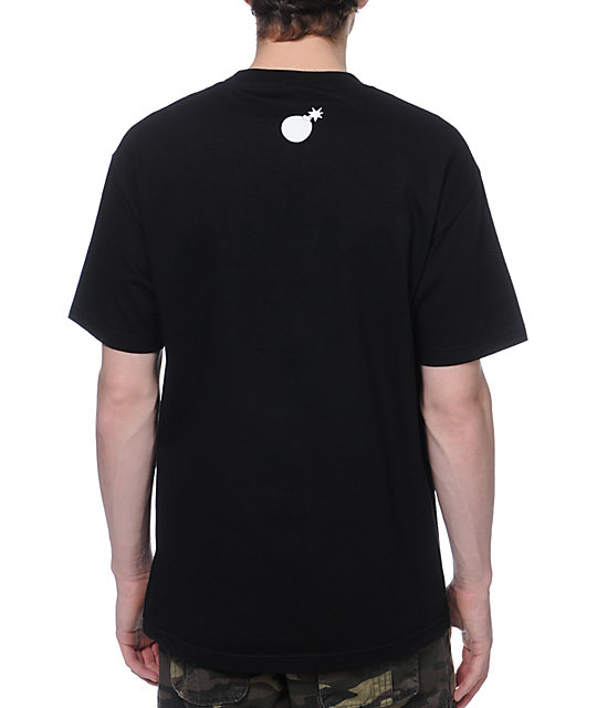 The Hundreds Dessie Black T-Shirt
