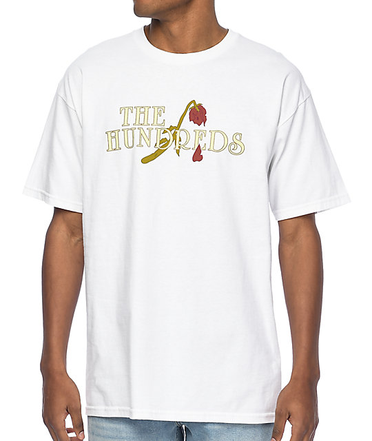 The Hundreds Drought camiseta blanca