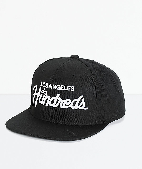The Hundreds Forever Team Snapback Hat  f01794d777ee
