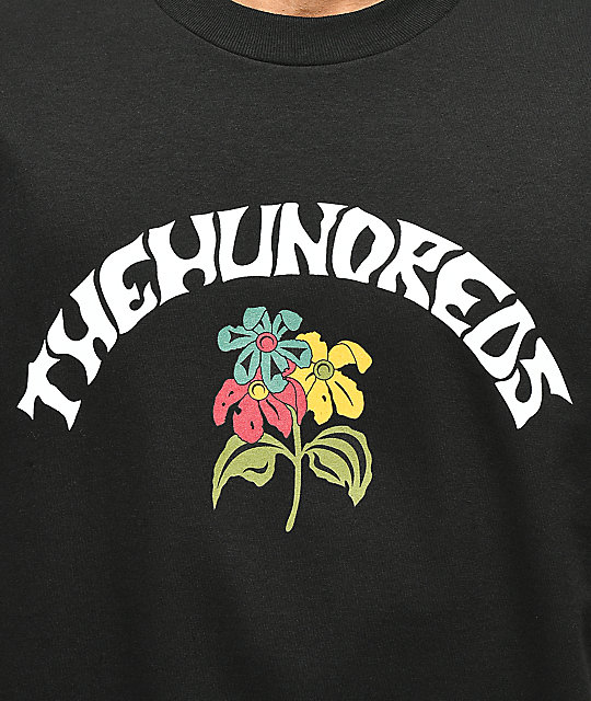 The Hundreds Generation camiseta negra