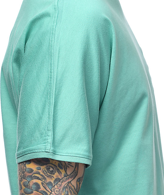 The Hundreds Grand Turquoise T-Shirt