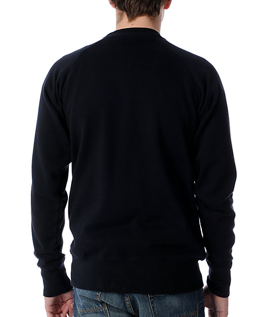The Hundreds Marshall Black Sweatshirt