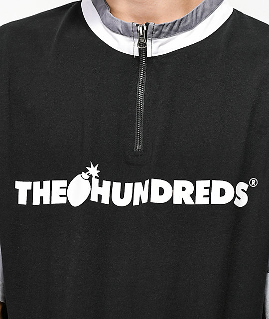 The Hundreds Maxon camiseta de punto negro