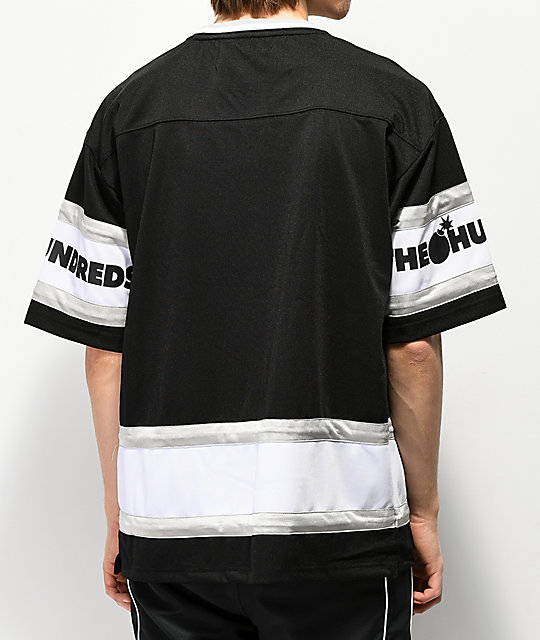 The Hundreds Pacific Black Jersey