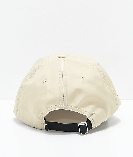 The Hundreds Rev Khaki Strapback Hat