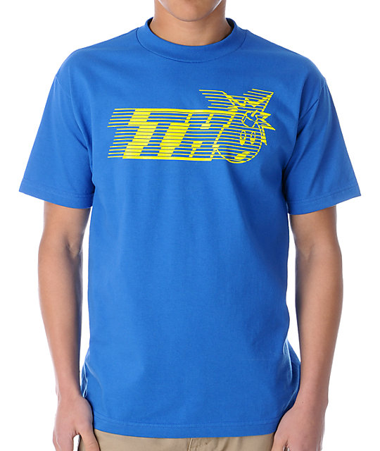 The Hundreds Shades Royal Blue T-Shirt