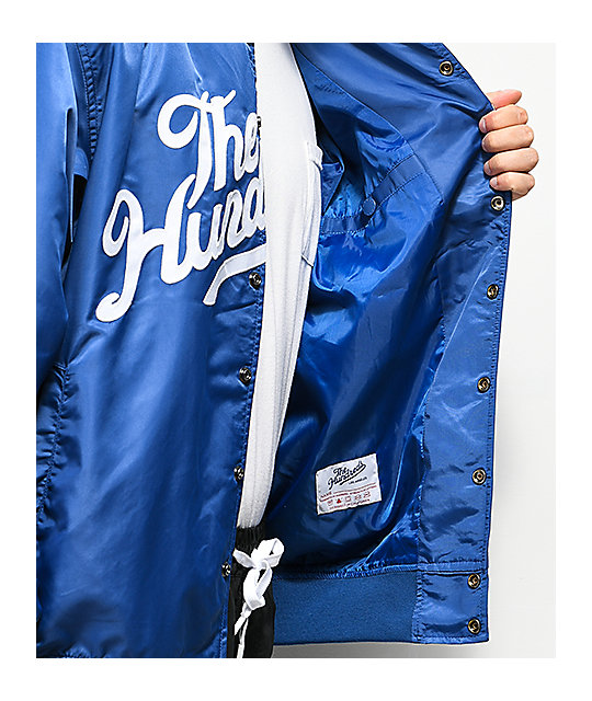 The Hundreds Team chaqueta azul
