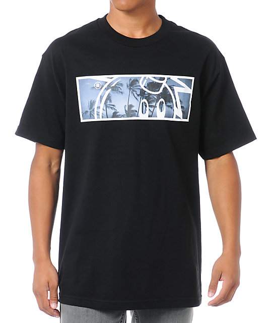 The Hundreds Transition Scene Black T-Shirt