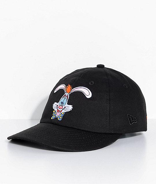 The Hundreds X Who Framed Roger Rabbit Black Snapback Hat | Zumiez
