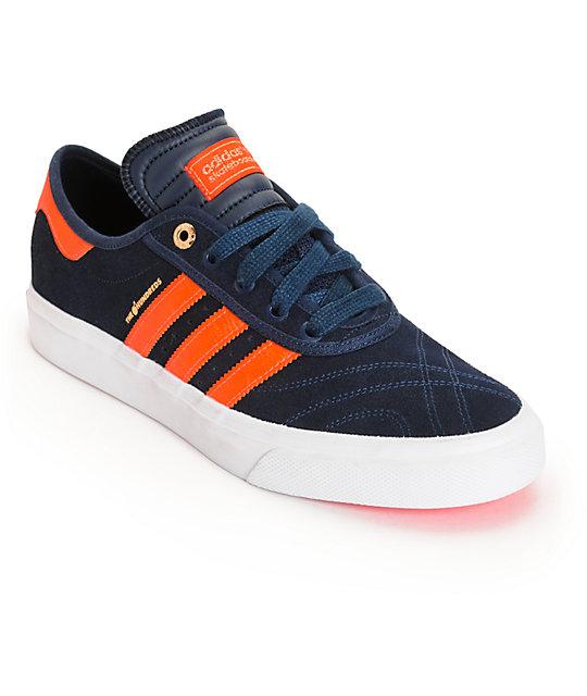 cheaper 005eb 18097 The Hundreds x adidas Adi Ease Crush Shoes  Zumiez
