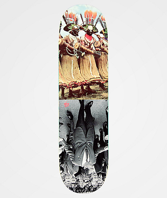 "The Killing Floor Fractal 8.0"" Skateboard Deck"