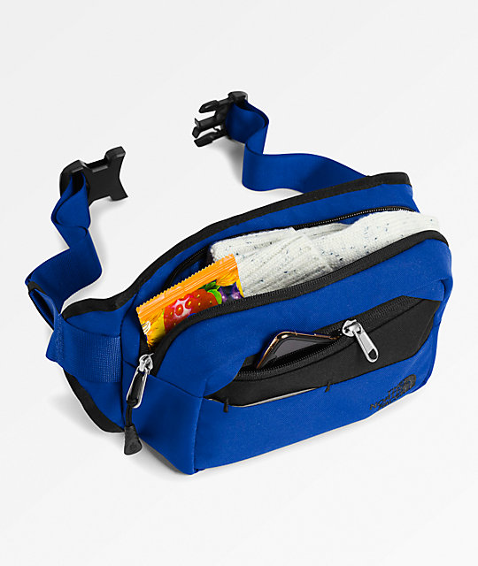 The North Face Bozer Blue Fanny Pack