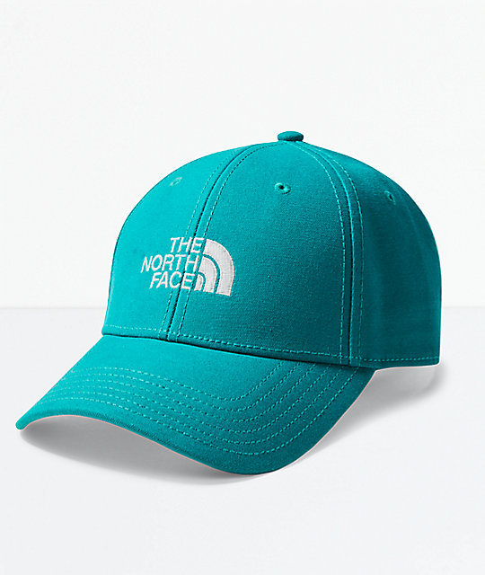 2adc589f28b The North Face Classic 66 Everglade Blue Strapback Hat