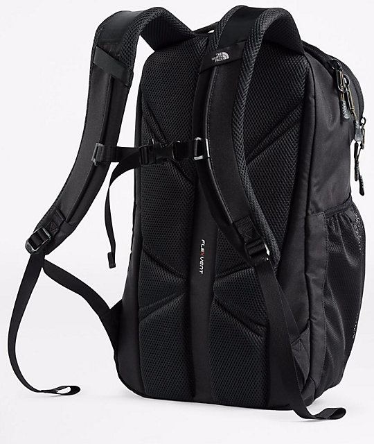 6e0a1280b The North Face Jester Textured Camo & Black Backpack