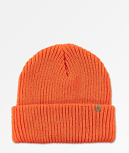ThirtyTwo Basixx Orange Beanie