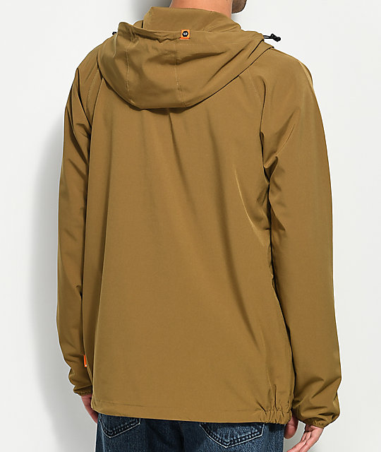 ThirtyTwo Comrade 4TS Tobacco Jacket