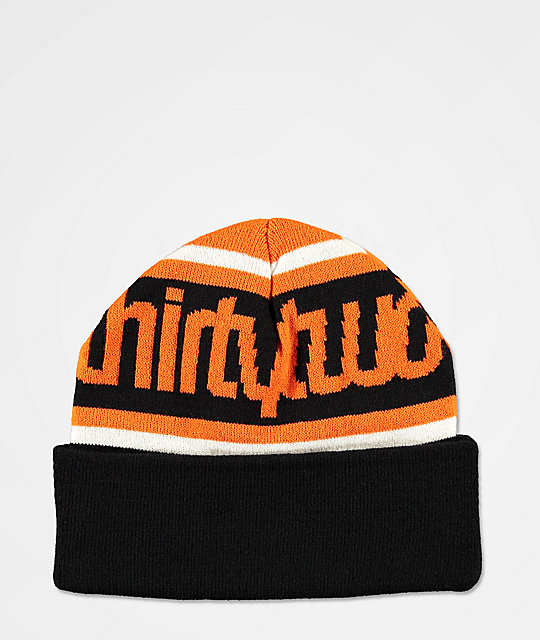 ThirtyTwo Double gorro naranja