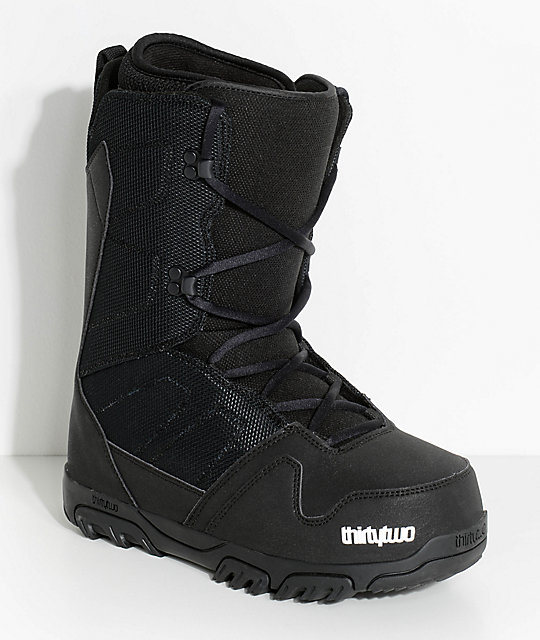 ThirtyTwo Exit Black Snowboard Boots 2018