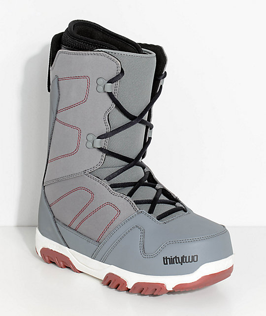 ThirtyTwo Exit Grey Snowboard Boots