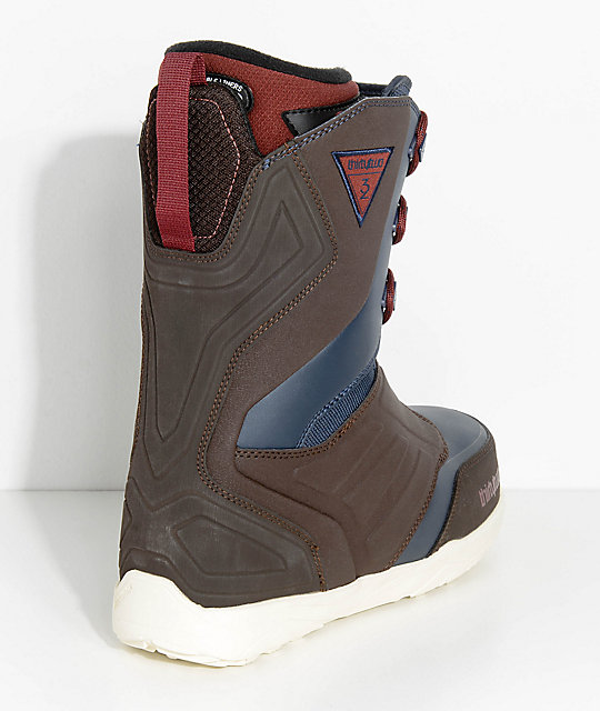 ThirtyTwo Lashed Brown Bradshaw Snowboard Boots
