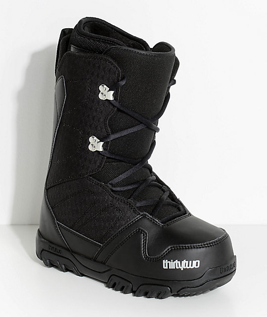 ThirtyTwo Womens Exit Black Snowboard Boots