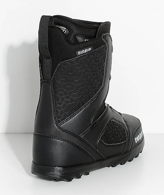 ThirtyTwo Womens STW Black Boa Snowboard Boots