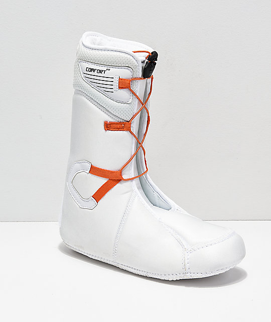 ThirtyTwo Womens Shifty Boa White Snowboard Boots 2019