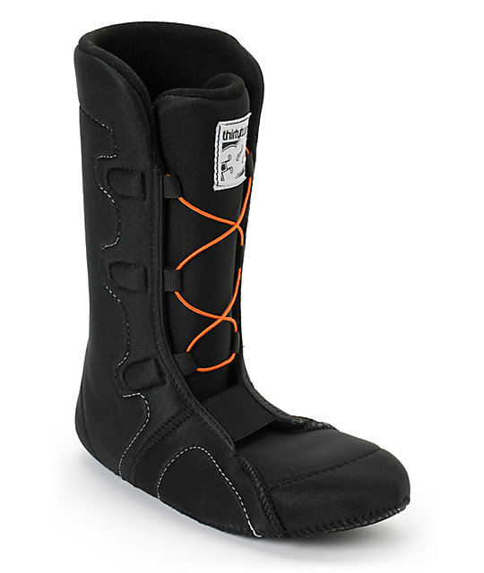 Thirtytwo Exit Black Snowboard Boots