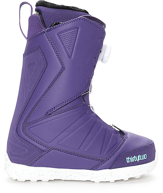 ... Thirtytwo Lashed Boa Purple Womens Snowboard Boots ... 64b41148d06c