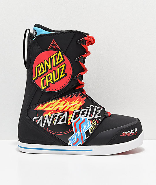 Thirtytwo Santa Cruz Lashed 2019 botas de snowboard