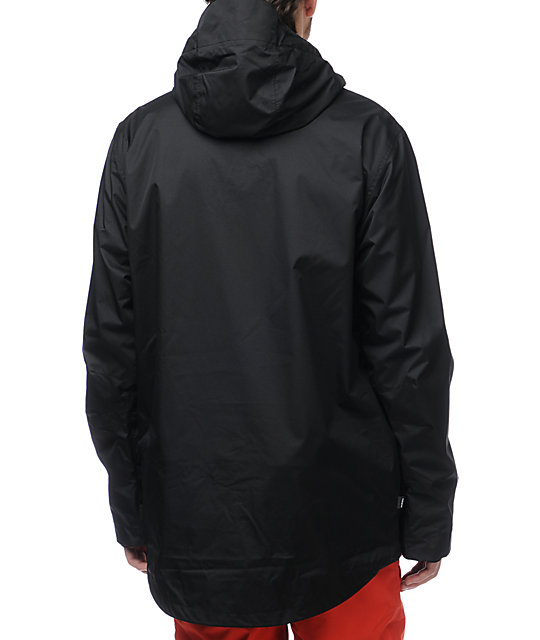 Thirtytwo Shakedown Black 10K Snowboard Jacket