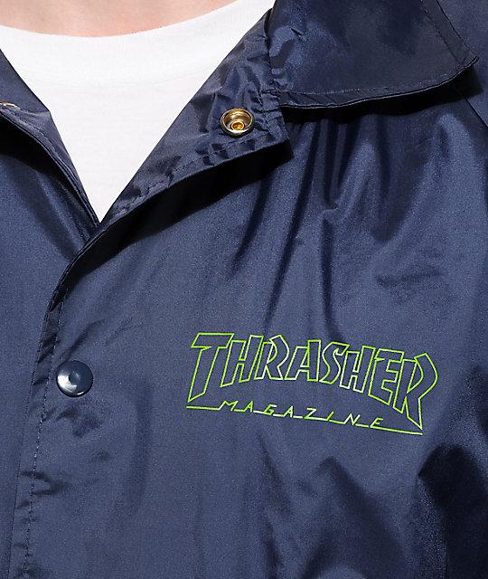 c1e4481d2e70 ... Thrasher Circuit Goat Coach Jacket